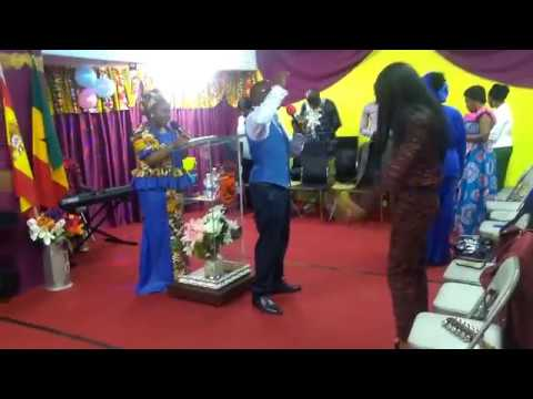 Weapon of Praise (Live drama ministration)