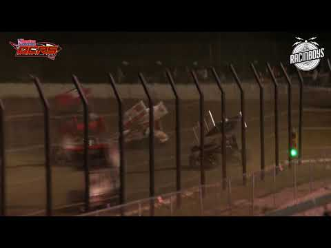 OCRS Highlights at Tulsa Speedway 9 10 21 - dirt track racing video image