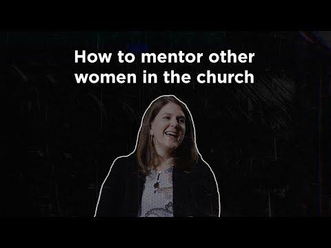 Melissa Kruger on Mentoring Relationships between Women