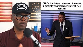 CNN Don Lemon Accused of SEXUAL ASSAULT - Witness Confirms!