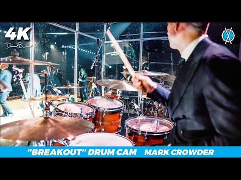 Breakout Drum Cam // Mark Crowder