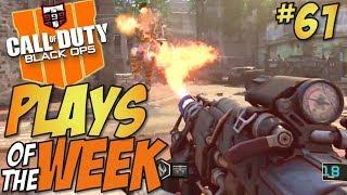 Black Ops 4 'Plays of the Week' Multiplayer Gameplay 61