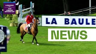 Switzerland benefits from Belgian time penalty in La Baule | Longines FEI Jumping Nations Cup™