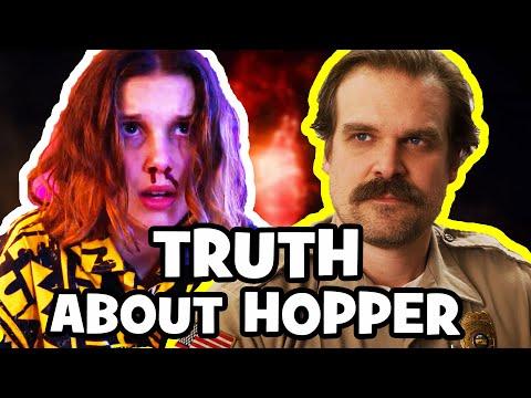 STRANGER THINGS 3 Ending Explained, Hopper Season 4 & Post-Credits Theories! - UCS5C4dC1Vc3EzgeDO-Wu3Mg