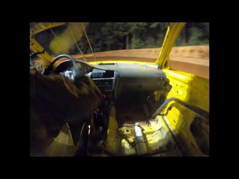 Wayne Chapman in car enduro at Winder Barrow Speedway July 24th 2021 - dirt track racing video image