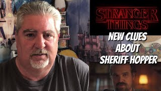 Stranger Things Update! NEW Clues About Sheriff Hopper's Fate!!!