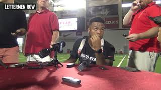 Brendon White: Ohio State safety on how his role has changed on Buckeyes defense