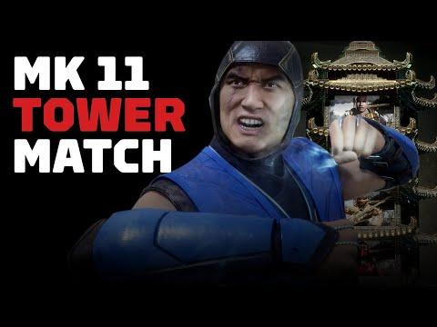 Mortal Kombat 11: Full Tower Match Gameplay in 4K 60 FPS - UCKy1dAqELo0zrOtPkf0eTMw