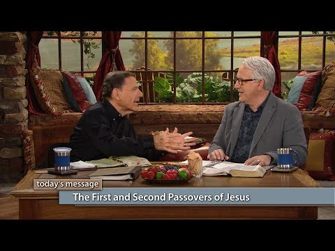 The First and Second Passovers of Jesus
