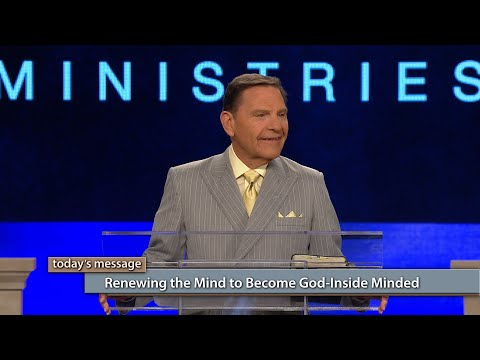Renewing the Mind to Become God-Inside Minded