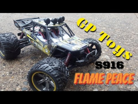 GP Toys Flame Peace S916 2WD Off-road Truck - UCNUx9bQyEI0k6CQpo4TaNAw