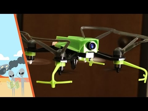 Vusion House Racer FPV Drone Flight Testing - UC7he88s5y9vM3VlRriggs7A