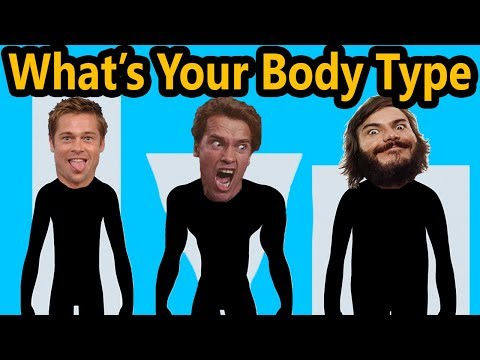 What's Your Body Type (100% ACCURATE EASY TEST) Ectomorph Mesomorph Endomorph Diet & Workout Shape - UC0CRYvGlWGlsGxBNgvkUbAg