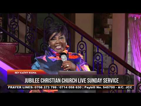 Jubilee Christian Church Live Sunday Service - 26th April 2020