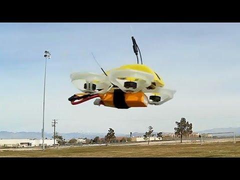 Gofly Scorpion 80 Micro Whoop Drone FPV Racer Flight Test Review - UC90A4JdsSoFm1Okfu0DHTuQ