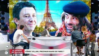 Cédric Villani, prochain maire de Paris - Les Grandes Gueules RMC