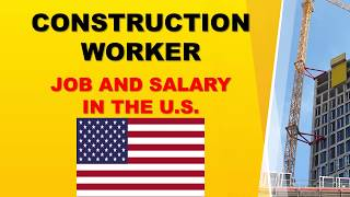 Construction Worker Salary in the United States - Jobs and Wages in the United States
