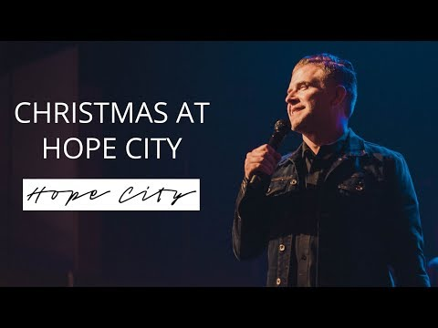 Christmas Eve At Hope City  Pastor Jeremy Foster