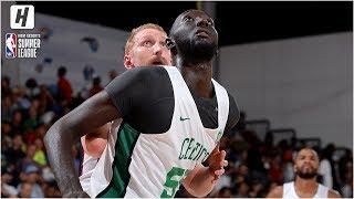 Denver Nuggets vs Boston Celtics - Full Game Highlights | July 9, 2019 NBA Summer League