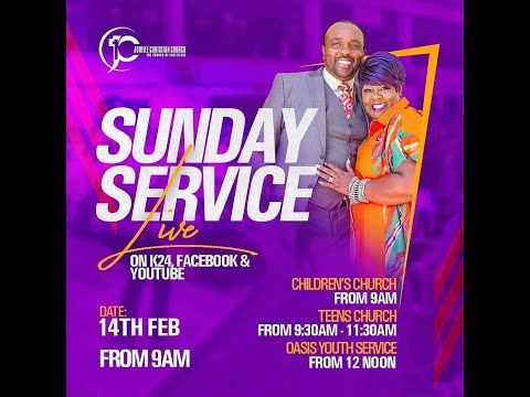 Relationships - Rev Kathy Kiuna  JCC Parklands Live Service - 14th Feb 2021.
