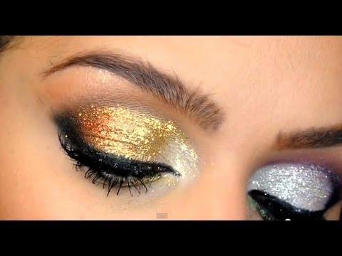 3 New Year's Eve Makeup Ideas - UC21yq4sq8uxTcfgIxxyE9VQ