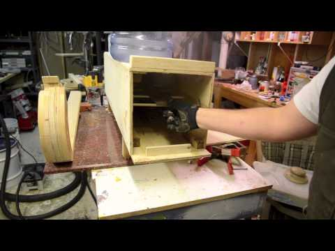 A steambox for bending wood and luthier work steamer - UCwtoF_Vwd-thTMDufibQ4pA