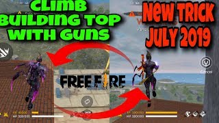Free fire building top hide places tricks tamil after new update july 2019