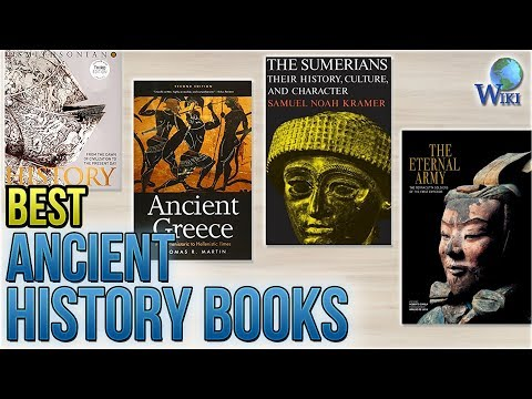 10 Best Ancient History Books 2018 - UCXAHpX2xDhmjqtA-ANgsGmw
