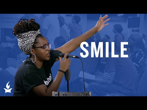 Smile (+spontaneous) -- The Prayer Room Live Moment