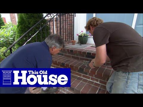 How to Repoint Brick Steps | This Old House - UCUtWNBWbFL9We-cdXkiAuJA