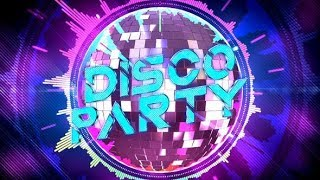 Disco Party Opener | After Effects template