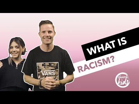 ChurchKids: The Sin of Racism