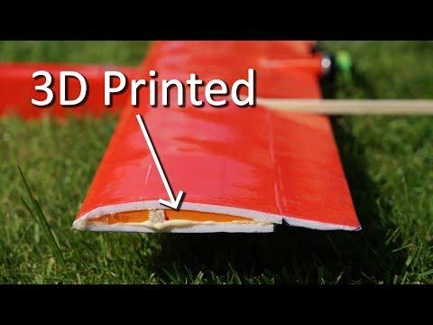3D Printed Wing Ribs - UCHZ8lkKBNf3lKxpSIVUcmsg