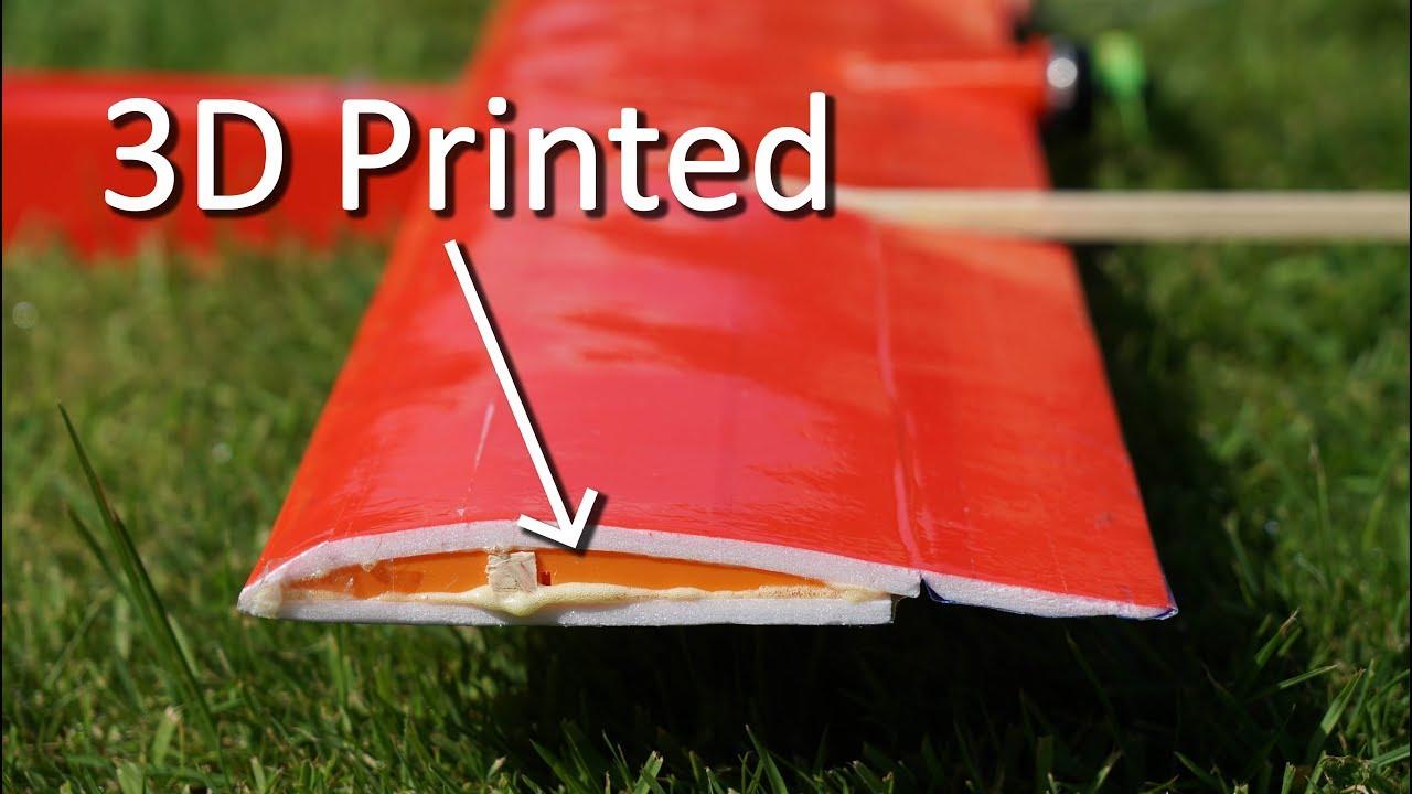 3D Printed Wing Ribs | ImpressPages lt