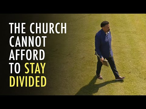 The Church Cannot Afford to Stay Divided - Oneness Embraced Book Excerpt Reading by Tony Evans, 1