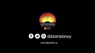 """Distorsión #076 sáb 2018.09.29 """"Distorsión como caja de resonancia"""""""