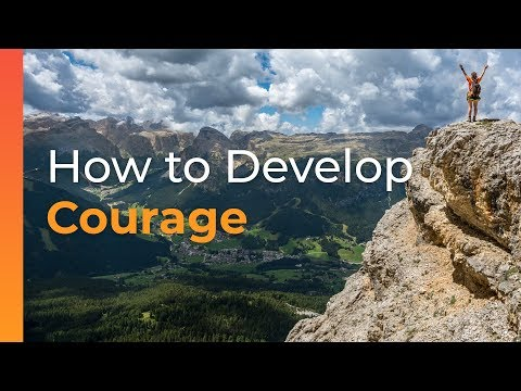 How to Develop the Leadership Quality of Courage  Brian Tracy