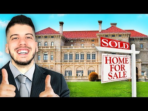 BUYING A HOUSE!! (House Flipper) - UC2wKfjlioOCLP4xQMOWNcgg