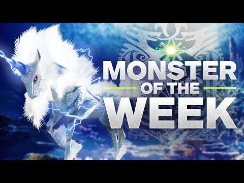 Monster Hunter World Let's Play - Why I Hate Kirin - Monster of the Week #4 - UCKy1dAqELo0zrOtPkf0eTMw