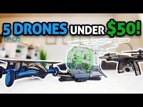 5 UNIQUE Toy DRONES Under $50!! - UCgyvzxg11MtNDfgDQKqlPvQ