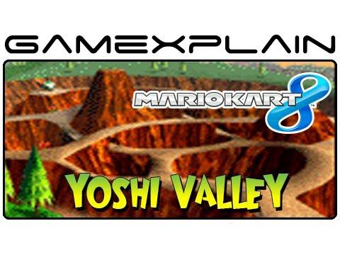 How Mario Kart 8's Yoshi Valley retro track might work - UCfAPTv1LgeEWevG8X_6PUOQ