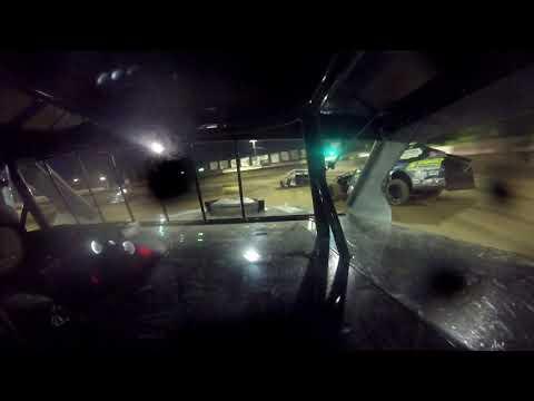 In Car Cam of Dennis Ponder at Highland Speedway 8-7-21 (A-mod) - dirt track racing video image