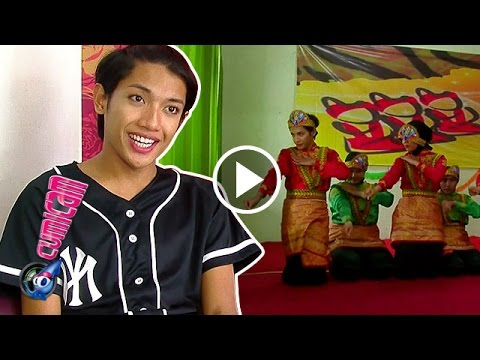 Keponakan Ashanty yang Pandai Menari at Cumicam Interview