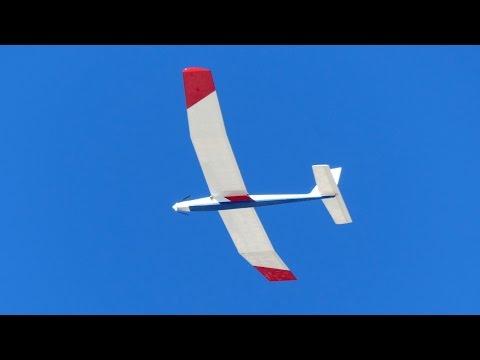 Gentle Lady glider maiden flight - UCsyZn1RRZriYOG6b2lTwcZQ