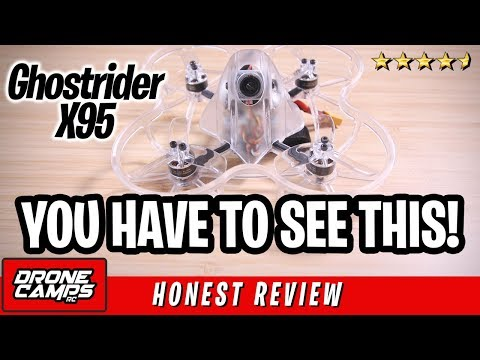 YOU HAVE TO SEE THIS! - Skystars Ghostrider X95 3S Whoop - Honest Review & Flights - UCwojJxGQ0SNeVV09mKlnonA