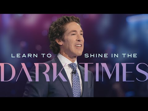 Learn To Shine In The Dark Times (Inspiration)