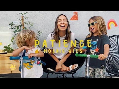 MOSAIC KIDS  Patience - Abraham, Sarah, and Isaac  Sunday, June 28
