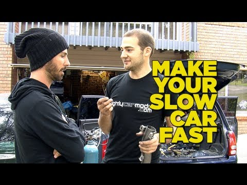 Make Your Slow Car Fast - UCgJRL30YS6XFxq9Ga8W2J3A