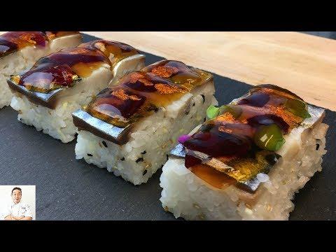 Stained Glass Sushi   DIFFICULTY LEVEL: ASIAN - UCbULqc7U1mCHiVSCIkwEpxw