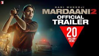 Video Trailer Mardaani 2